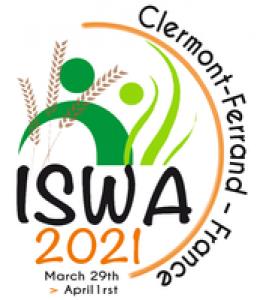 ISWA 2021 logo